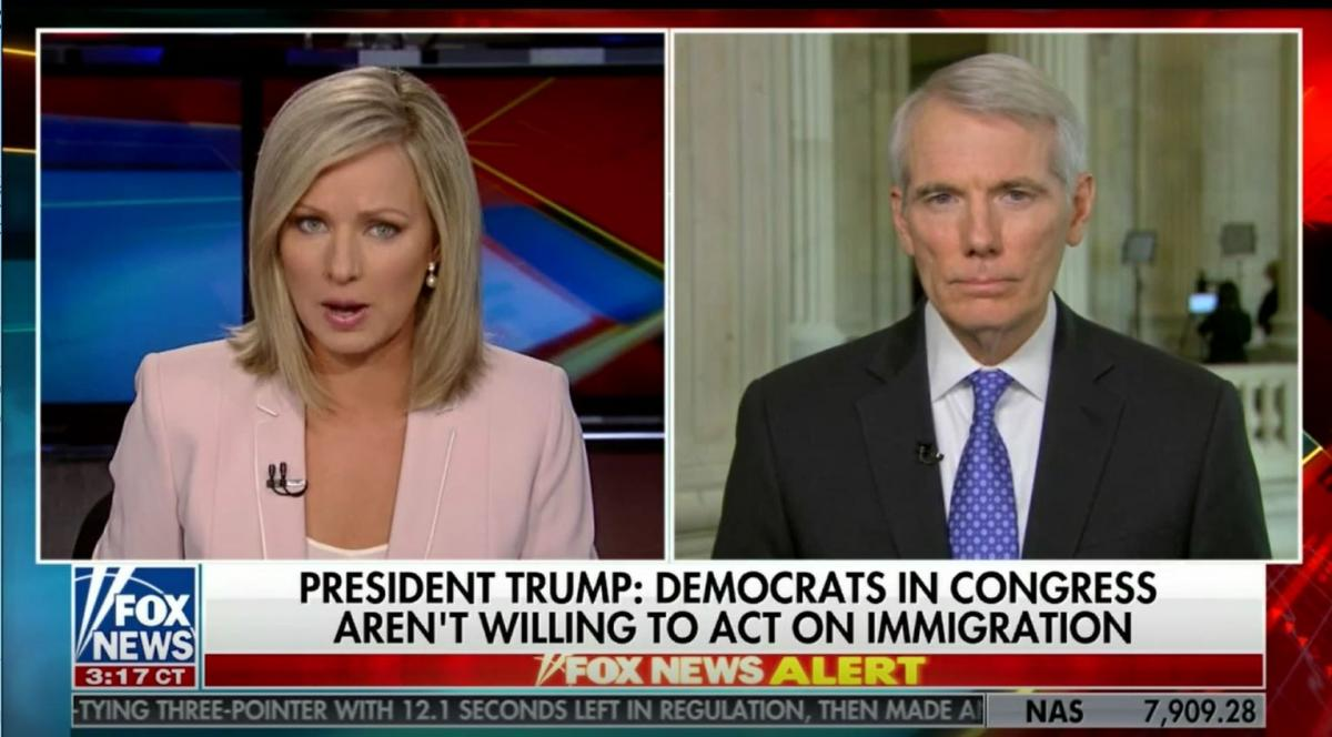 Portman on Fox